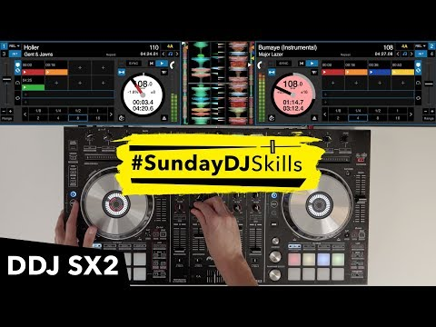 Moombahton Mix - Pioneer DDJ SX2 - #SundayDJSkills