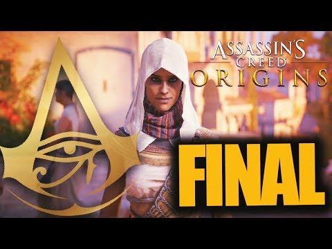 ¡FINAL ASSASSIN'S CREED ORIGINS! - RAFITI