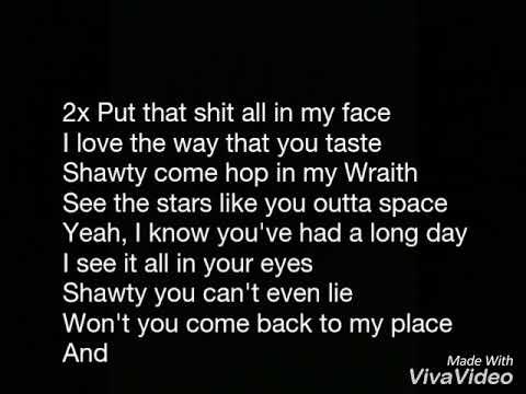 PnB Rock: Face Lyrics
