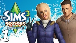Let's Play: The Sims 3 Seasons - (Part 1) - ADOPTION!