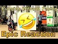 RUNNING WITHOUT PAYING AT GAS STATION | FUNNY REACTION | PRANK VIDEO | KTM RC 390