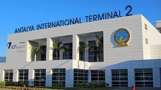 Antalya International Airport Terminal 2 - Turkey (Международный аэропорт Анталии Терминал 2)(Antalya International Airport Terminal 2 - Turkey Международный аэропорт Анталии Терминал 2., 2013-09-04T19:38:10.000Z)