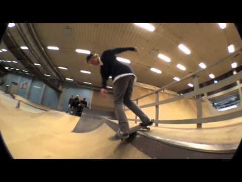 indoor spring 2011 Johannes Nilsson skateshop.se