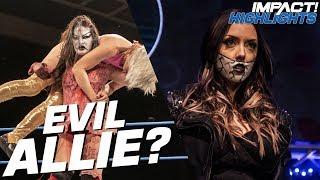 A Demonic Allie BETRAYS Kiera Hogan! | IMPACT! Highlights Nov 15, 2018
