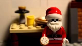 Lego Zombie Santa