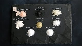 Which Salt to Use?- Kitchen Conundrums with Thomas Joseph