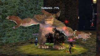 EVERQUEST RAID PROGRESSION - Colossus of War (Barindu) + Velitorkin (Wall of Slaughter)