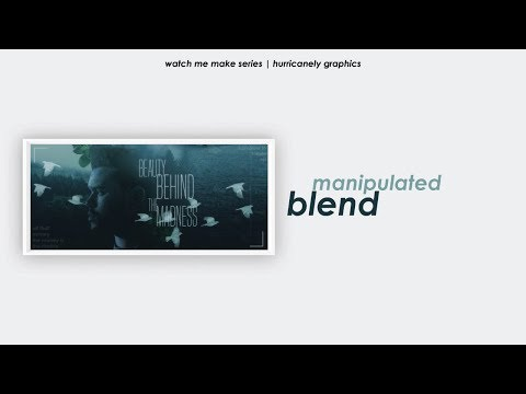 BEAUTY BEHIND THE MADNESS: manipulated blend [0.2]