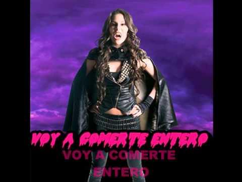 Voy a comerte entero (LETRA)Chica Vampiro RCN Videos De Viajes