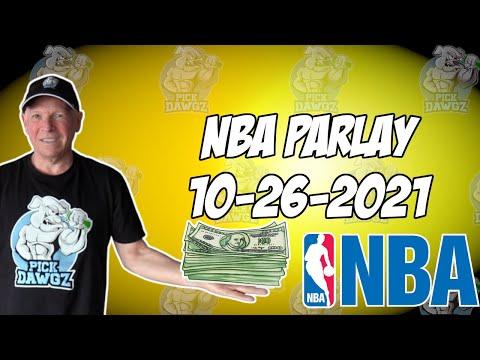 Free NBA Parlay For Today 10/26/21 NBA Pick & Prediction NBA Betting