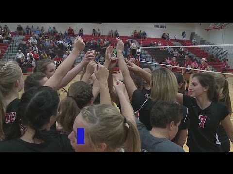 Canfield volleyball now 12-1 with win