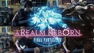 Repeat youtube video Final Fantasy 14 Rock : Titan