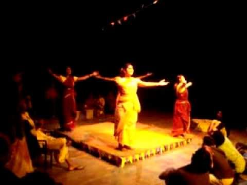 Stage Play KittonKhola, Playwrite  Selim Al Deen, Direction Sumon Adibasi, Part 03