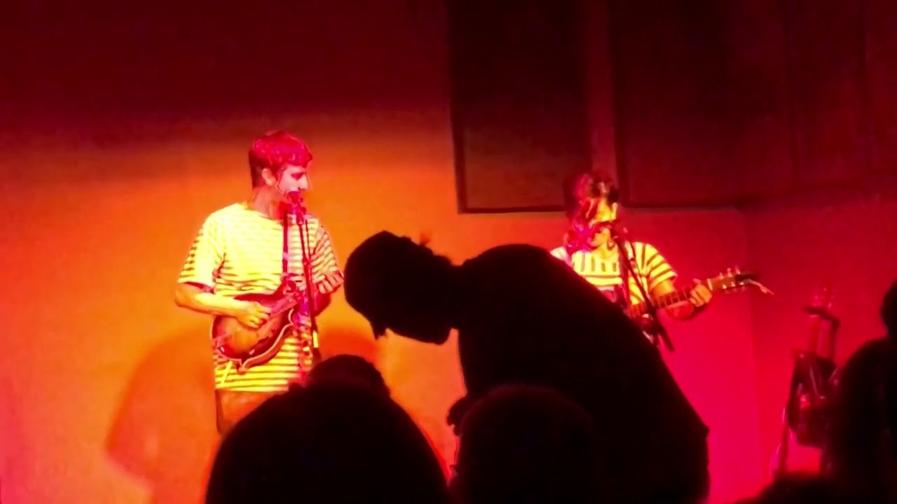 The Uh-Ohs LIVE @ Wilson Abbey (07.13.18)