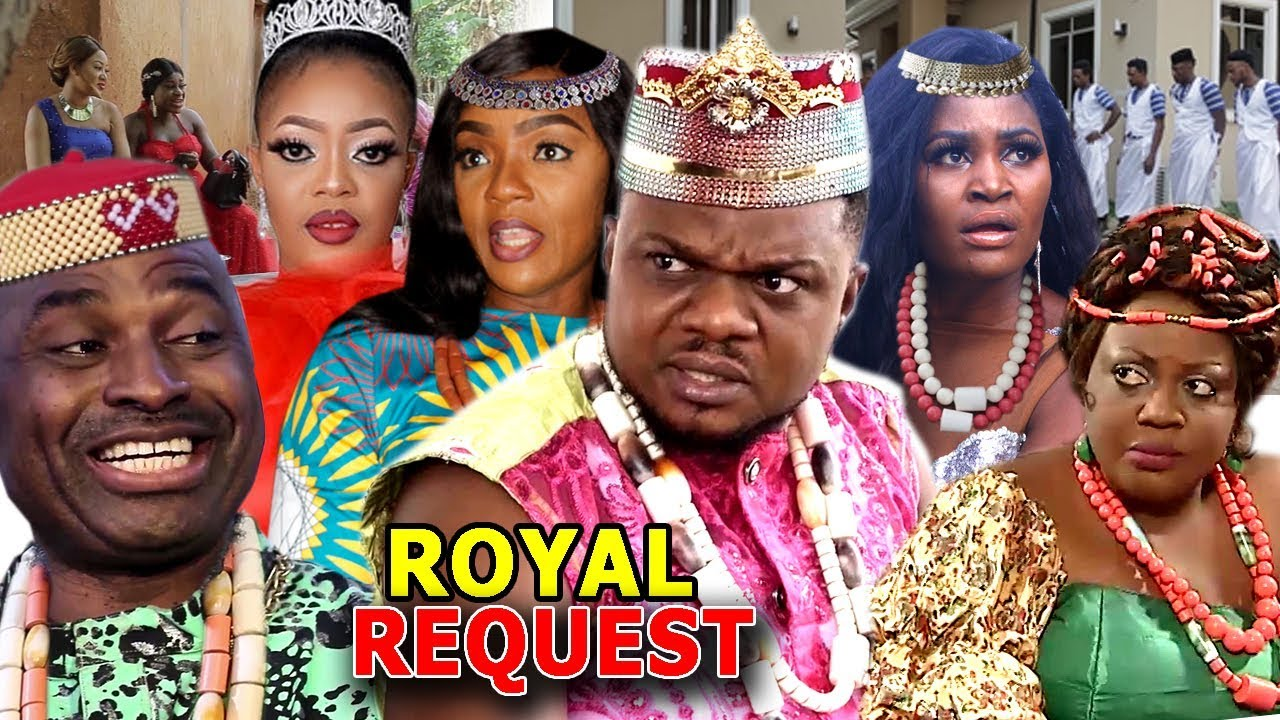 Download Royal Request Complete Season 1 - Ken Eric Latest Nigerian Nollywood Movie