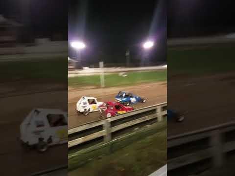 Snydersville Raceway Microstock Feature 50 Lapper 10/12/18
