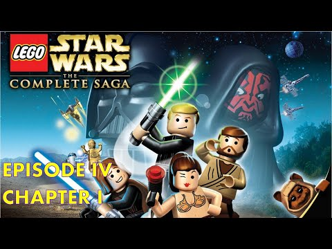 Classic Completes: Lego Star Wars The Complete Saga - Part #19 |