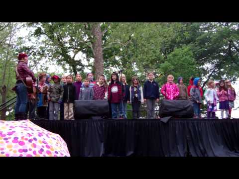 Stephens College Childrens School Choir - Earth Day 2012 Concert