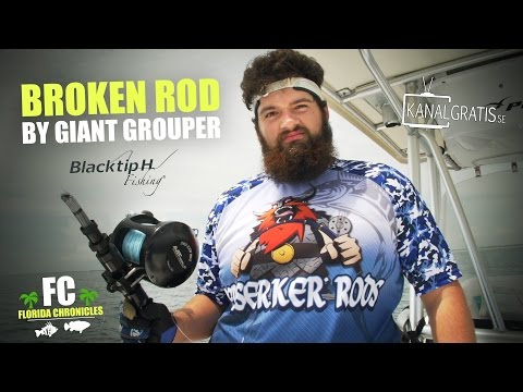 Florida Chronicles - Broken Rod by Giant Grouper | ft. BlacktipH & Kanalgratis.se