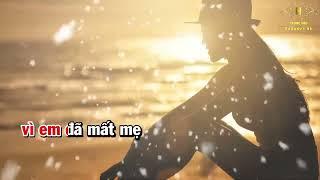 Karaoke Đứa Bé Tone Nữ Nhạc Sống | Trọng Hiếu