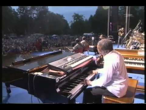 B.B. King - Let The Good Times Roll, Rock Me Baby Live in Pori Jazz 1995
