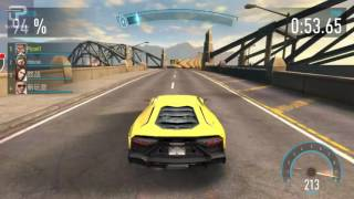 Need For Speed EDGE first gameplay android 2016
