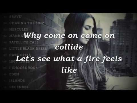 Sara Bareilles - Cassiopeia Lyrics (HD)