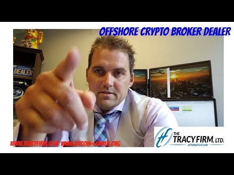 The Offshore Crypto Broker-Dealer by Adam S. Tracy