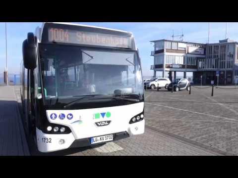 """Der """"Geisterbus"""" von Cuxhaven (Cuxhavener Nachrichten/Niederelbe-Zeitung)"""