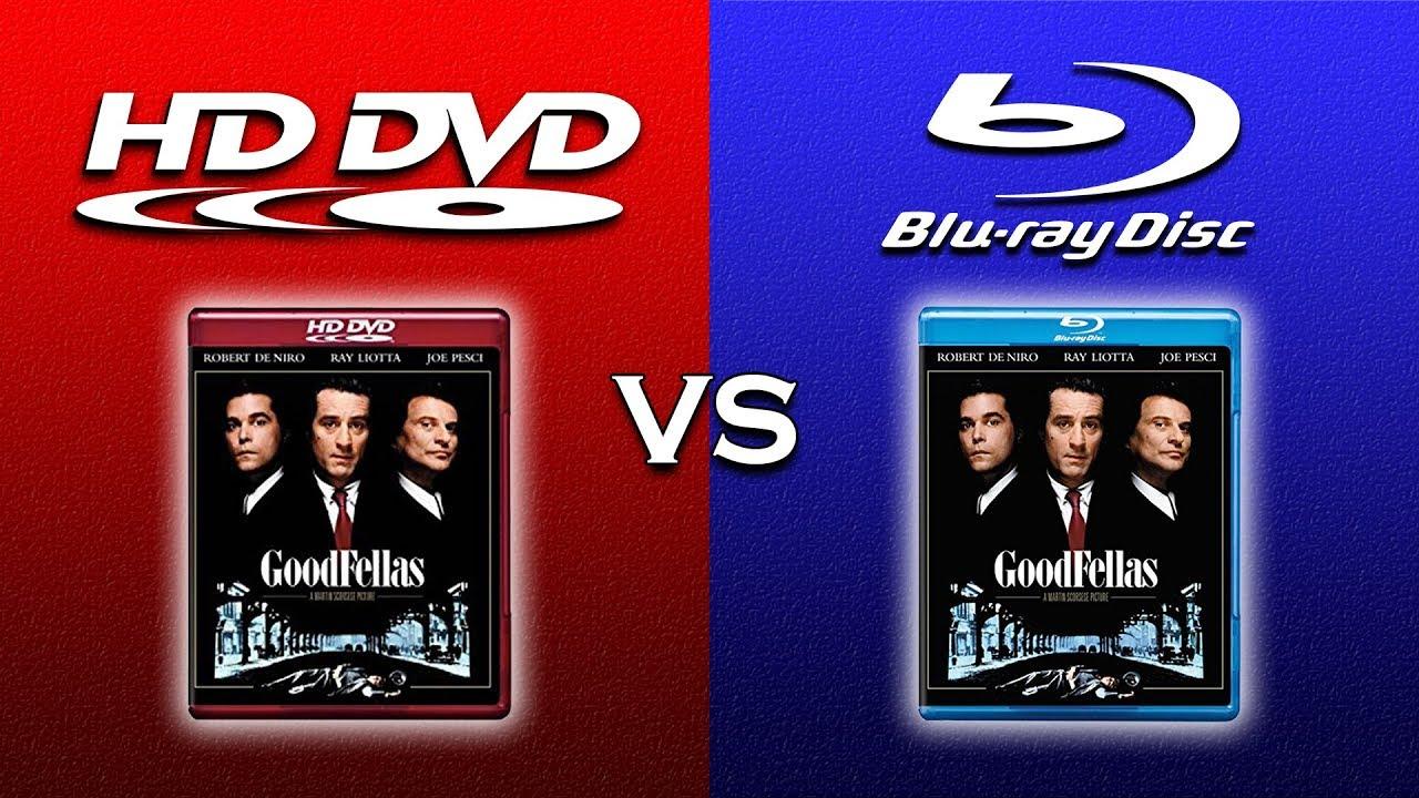 Download HD DVD vs. Blu-ray