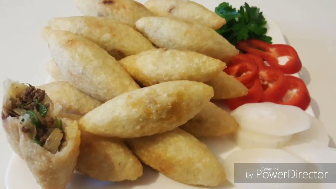 Glutensiz İçli Köfte Tarifi Videosu