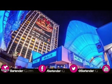 New York Vs Las Vegas Bars - The Bartender's Honeymoon | BartenderHQ Podcast