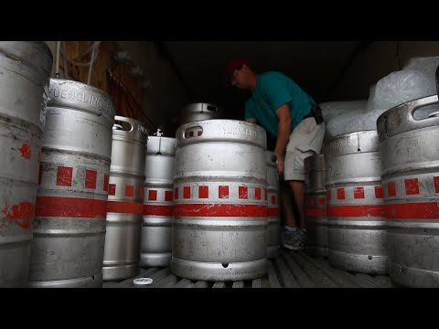 What it takes to keep your Musikfest mug full of beer (VIDEO)