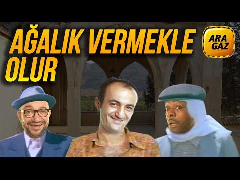 Ersin Korkut ile Ara Gaz Radyo Tiyatrosu: Ağalık Vermekle Olur