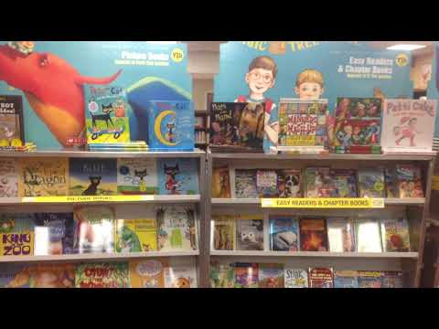 McHenry Primary Fall 2014 Book Fair (August 2014)