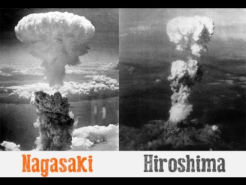 a history of dropping of atomic bomb on hiroshima