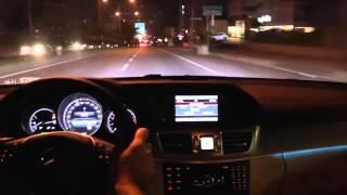 2015 Mercedes Benz E Class Test Drive | mercedes sosa