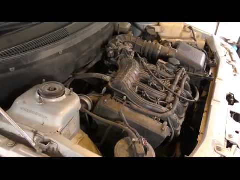 Cлучайное совпадение.Пропали холостые обороты двигателя на ВАЗ 2110 (16 V )