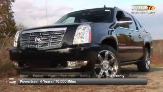 Cadillac Escalade EXT Test Drive