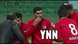 turkey mein football match ka doran aftare
