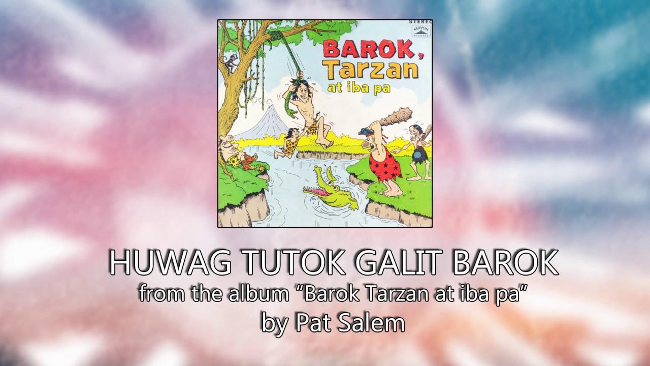 Pat Salem - Huwag Tutok Galit Barok (Lyrics Video)