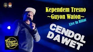 Kependem Tresno Guyon Waton Live Aloon aloon Kota Blitar KPU Kota Blitar
