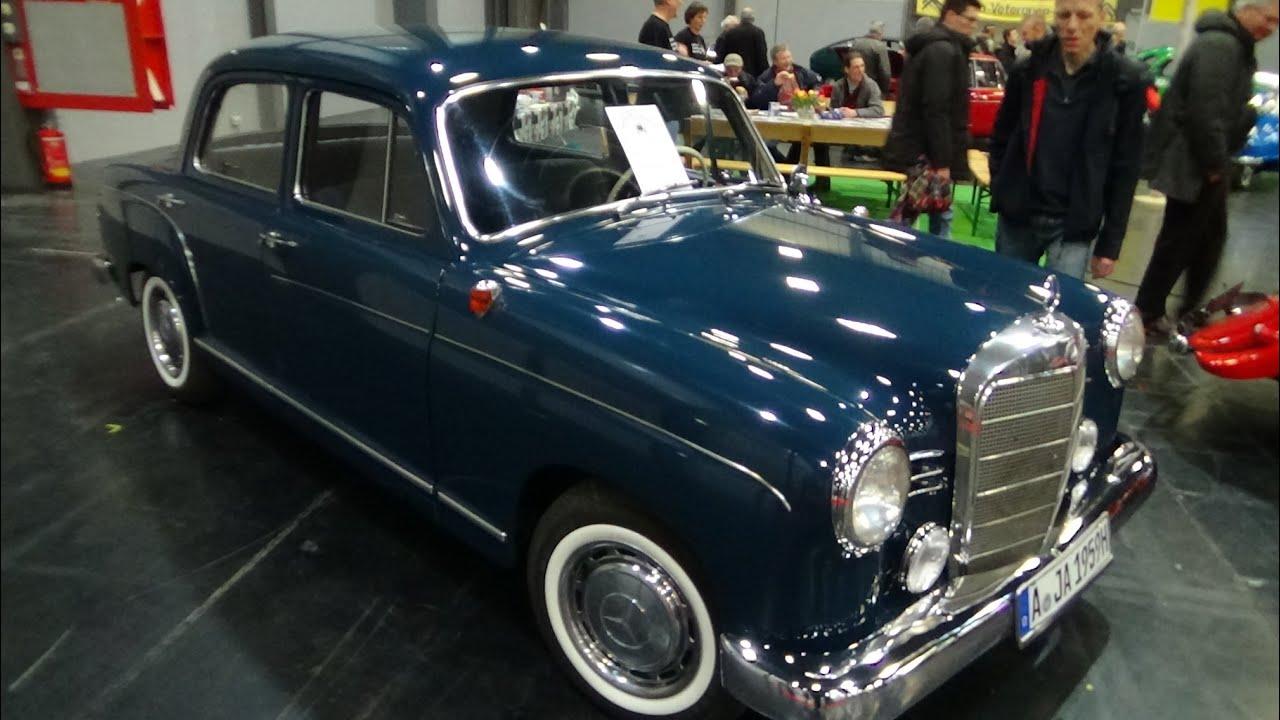 Mercedes Ponton Parts For Sale
