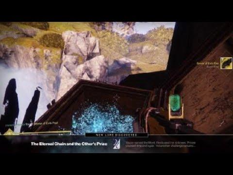 Destiny 2 Lumina Quest Step Calibration Device Spine