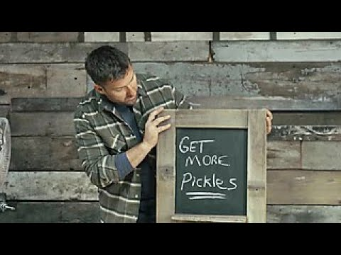 Barnwood Chalkboard Key Holder Diy Network Youtube