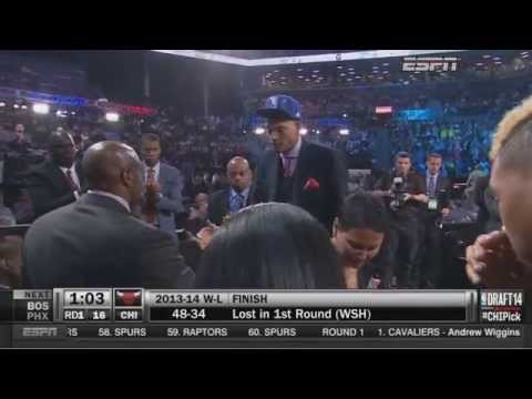 The NBA Drafts Isaiah Austin