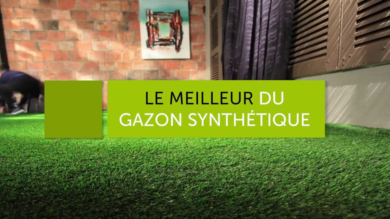 green avenue l 39 expert du gazon synth tique haut de gamme youtube. Black Bedroom Furniture Sets. Home Design Ideas