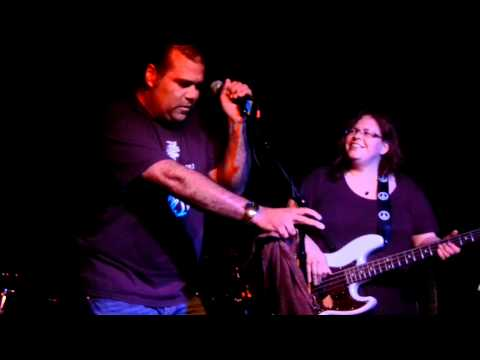 """Eric Scott """"life of the party"""" with Suzie at Rams Head Onstage 5/22/12"""