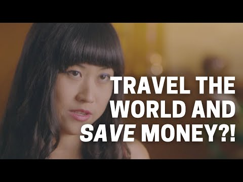 Traveling The World To SAVE Money W/ Kristy Shen