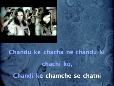Chandu ke Chacha - Aasma (2000)